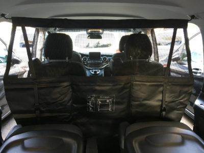 Gepäcknetz Trennetz Mercedes V Klasse Vito W447